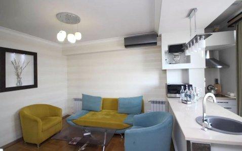 1 (ձևափոխած 2-ի) սենյականոց բնակարան Տերյան փողոցում